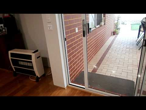 Electronic pet door Perth - Secured Systems
