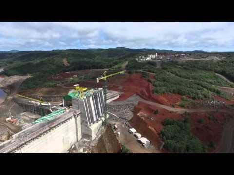 UHE São Roque - 05/03/16 - ENGEVIX CONSTRUÇÕES