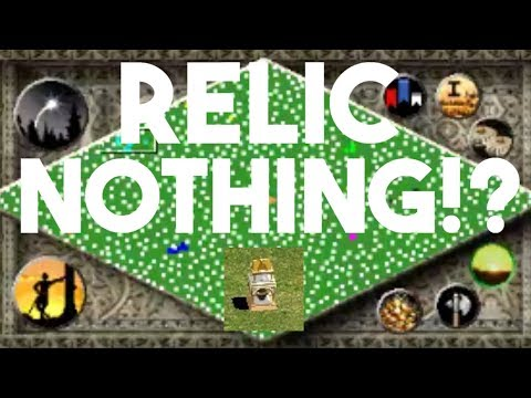 AoE2 - Relic Nothing!?