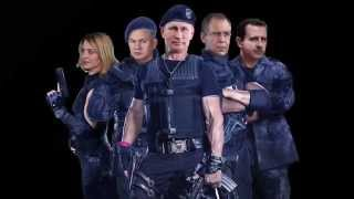 Неудержимые 3 - трейлер (русско-сирийская версия)