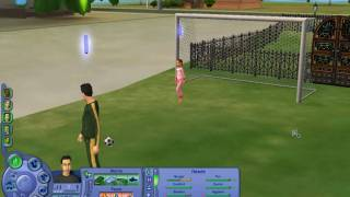 The Sims 2 FreeTime Gameplay HD