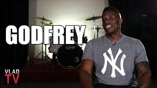 Godfrey on Malik Yoba Storming Out of Interview, Screaming at Interviewer (Part 17)