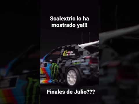 Lo próximo de Scalextric España