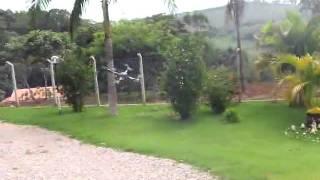 Quadricóptero Gaui 500X
