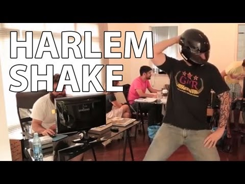 The Best Harlem Shake Ever