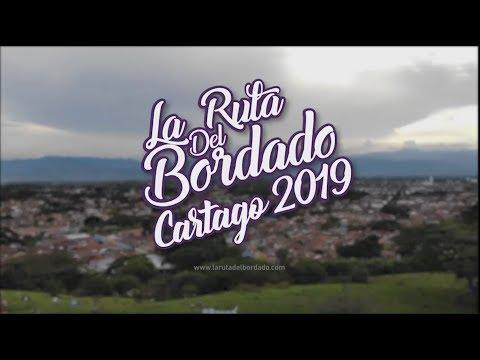 Video de la Ruta del Bordado en Cartago