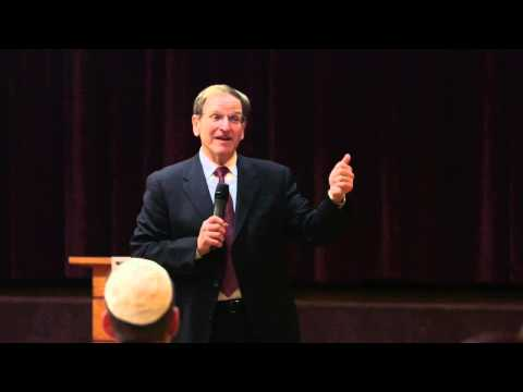 The Value Offer of a Relational Synagogue - Dr. Ron Wolfson