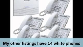 Panasonic KX-T7730 telephones