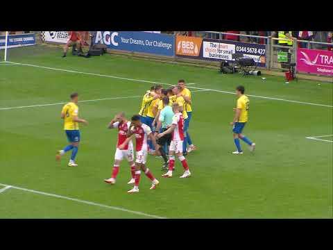 Fleetwood Town Sunderland Goals And Highlights