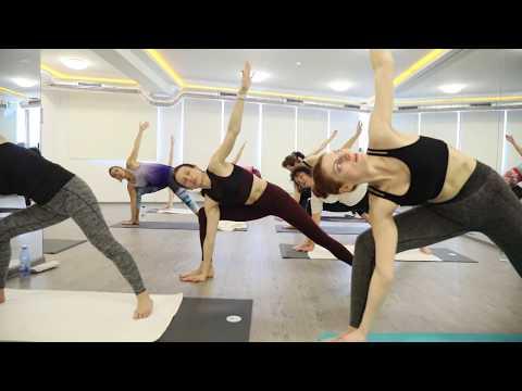 Bikram Hot Yoga and Absolute Hot Yoga!