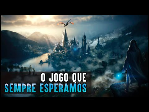 FINALMENTE O JOGO DE HARRY POTTER QUE QUEREMOS! – NOVO GAME DO MUNDO BRUXO!