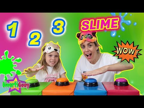 UN DOS TRES SLIME!! 1 2 3 SLIME !! SLIME CHALLENGE