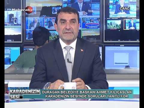 Samsun'un Nabzı - Durağan Belediye Başkanı Ahmet Kılıçaslan 20 Nisan 2016