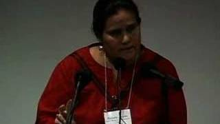 Beverley Jacobs: Indig. Resistance to Globalization, Part 2