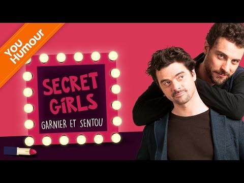 GARNIER ET SENTOU - Secret Girls