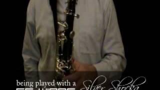 SaxMall.com Phil Barone PB Classic Tenor w/ CE Winds Silver Shocka mp