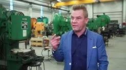 Automaatio luo työpaikkoja - metallifirma kasvaa Säästöpankin ja investointien avulla