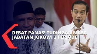 Debat Panas MPR dan Partai Ummat Soal Tudingan Amien Rais Terkait Wacana Jokowi 3 Periode