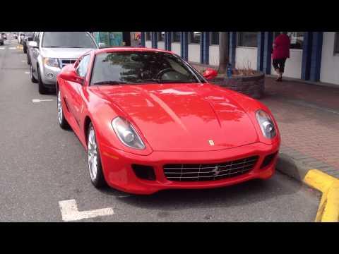 Ferrari 599 GTB Fiorano F1 Red