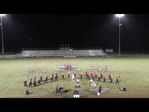 Zion Chapel High School Band 09292018
