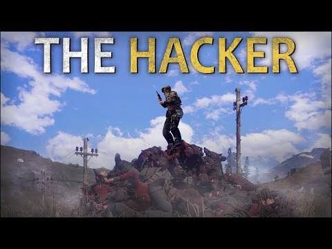 THE HACKER - Rust Solo Survival #5