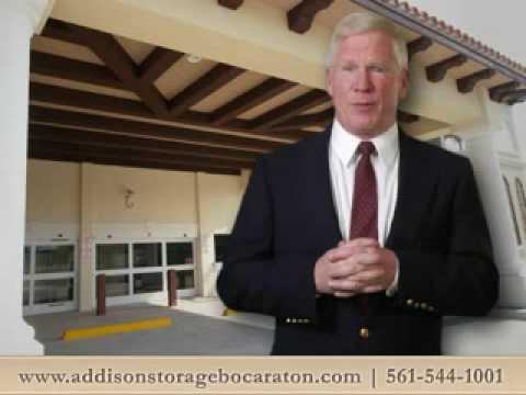 Addison Storage! Boca Raton Self Storage, FL, 33432