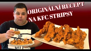 Recipe for right KFC strips. They are even better than the original.