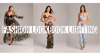 Fashion Photography: Lookbook Lighting Tutorial | set.a.light 3D