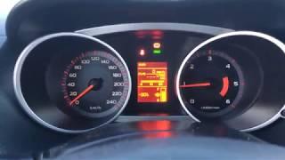 запуск дизеля в -31, Пежо 4007