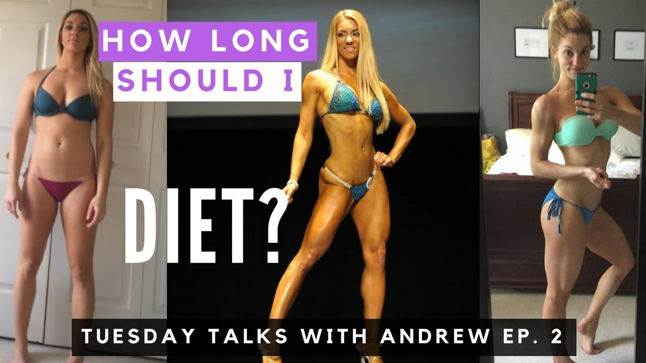 06ce06010f7 How Long should you Diet for  Contest Prep