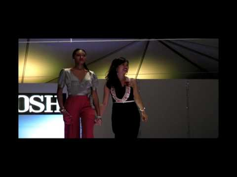 "Honolulu Community College ""POSH"" senior fashion show, 2013: Part One"