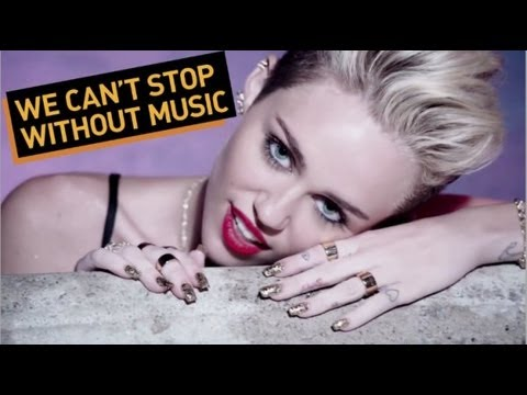 Music Videos Without Music: We Can't Stop