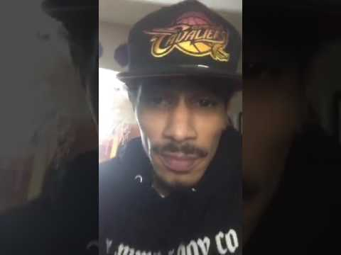 Layzie Bone on Periscope   Untitled  6