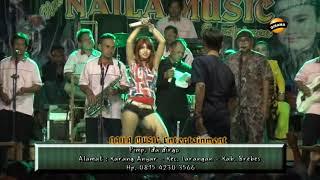 WAKYU voc.  Ria Gosek MANTAP GOYANGNYA - NAILA MUSIC ENTERTAINMENT Live Wlahar 23 Oktober 2017