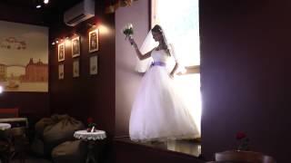 самая лучшая свадьба 2014 Максим и Анастасия