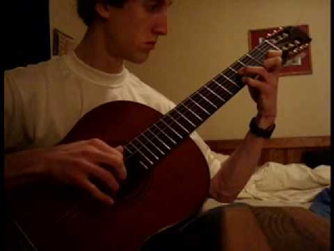 Tubular Bells 2003 - Part One Finale Guitar
