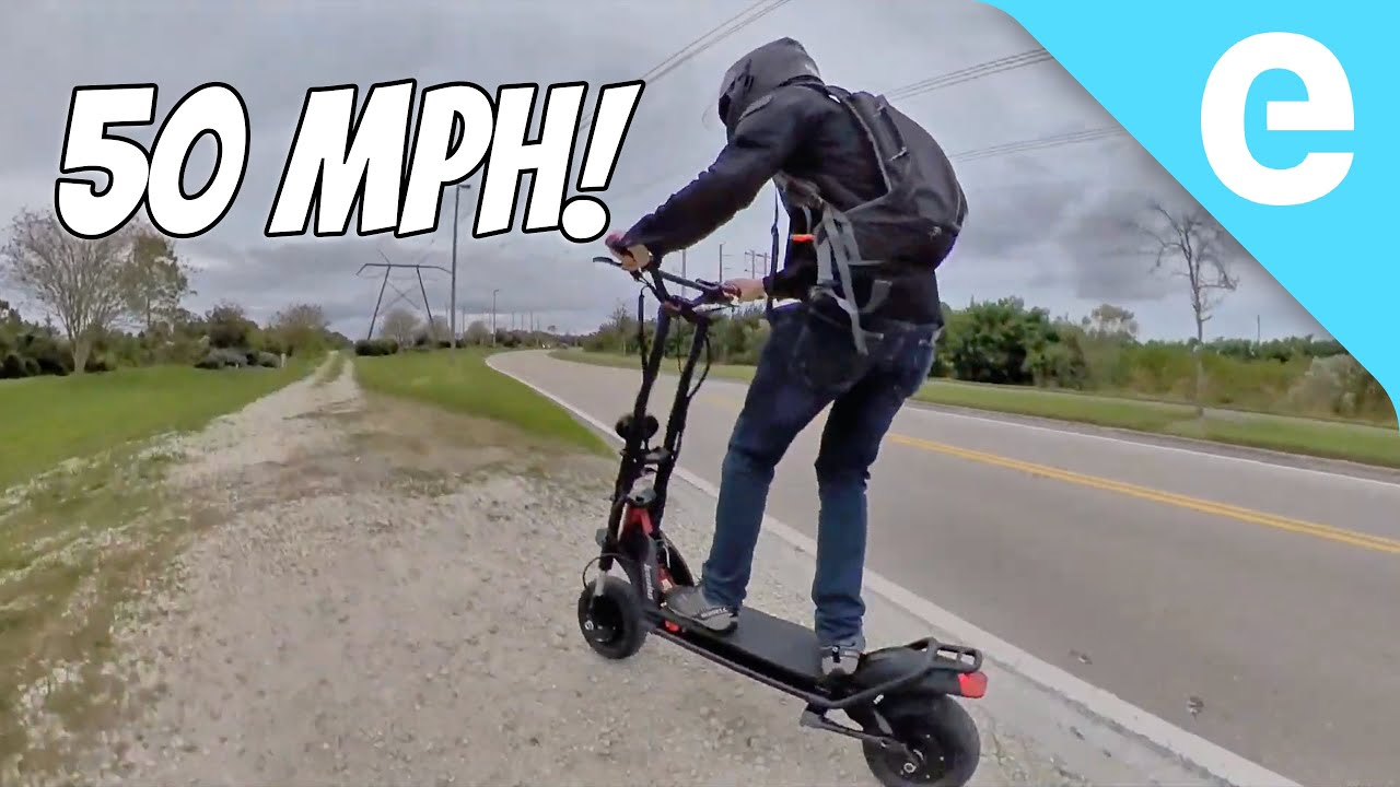 Download Review: 50 MPH Wolf Warrior from Fluidfreeride!