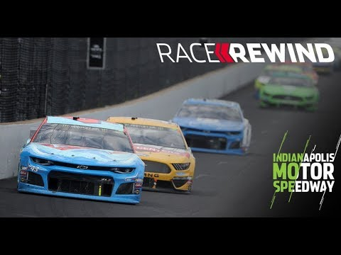 Brad Keselowski's wild wreck, Jimmie Johnson's bubble trouble | NASCAR at Indianapolis in 15