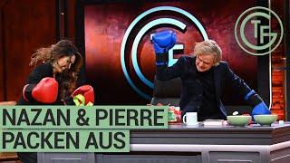 Unboxing, die Zweite: Pierre M. Krause und Nazan Eckes