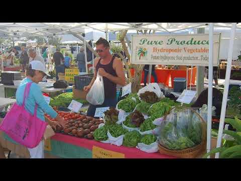 Discovering Vero Beach: The Vero Beach Farmers Market
