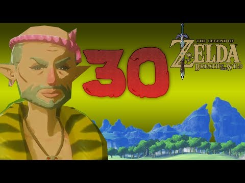 Zelda Breath of The Wild [30]: Make People Happy