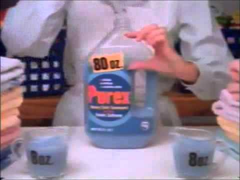 Purex Plus Fabric Softener - 1984