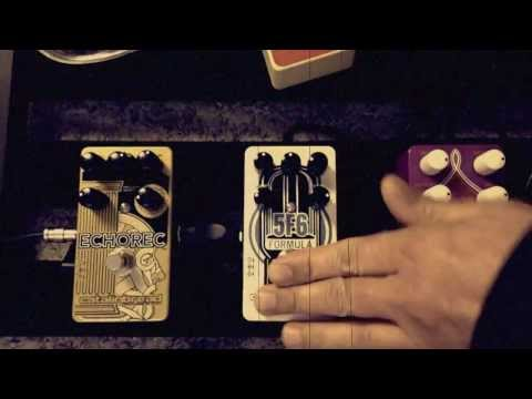 Catalinbread Karma Suture: Part 2 - In-depth look at the controls