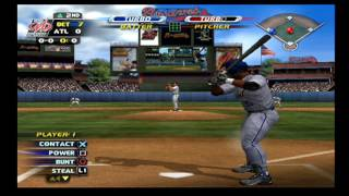 MLB Slugfest 2003 - Season Mode - World Series (Game 3)