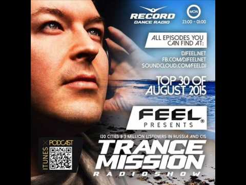 Support from Feel - TranceMission TOP 30 AUGUST