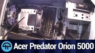 Inside the Acer Predator Orion 5000