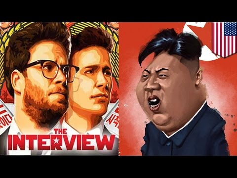 Sony Interview scandal: Rogen, Franco and Kim Jong-un set the whole thing up video