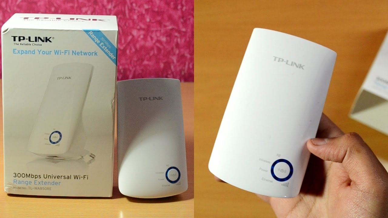 How to Extend Wifi Signal Range   TP Link-WA850RE Unboxing Setup