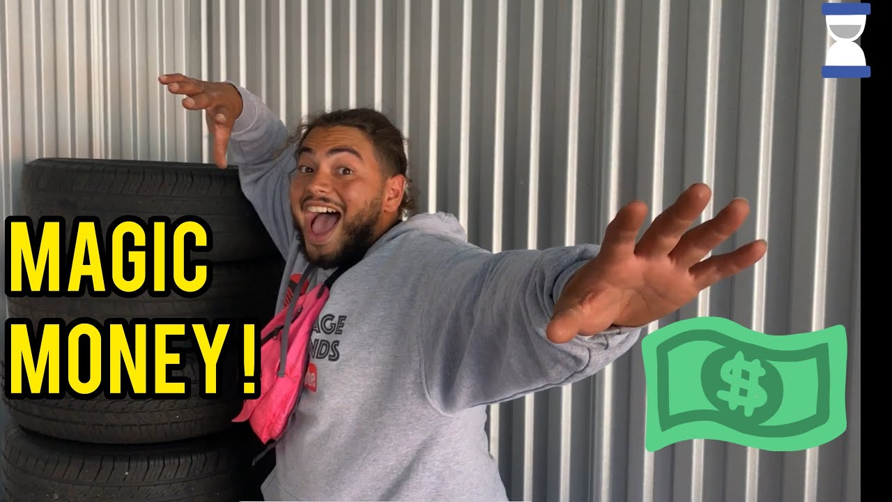 Storage Unit Buying: WHATS INSIDE??????? Plus Will Guapo ever pull a Mosaic Zion Williams NBA card?