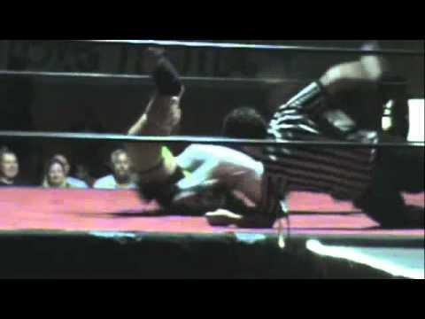 La Rosa Negra vs Su Yung 2012 in Orlando
